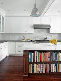 Kitchen Back Splashes by Kitchen Backsplash Ideas For Granite Countertops Hgtv Pictures
