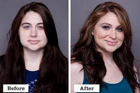 hairstyle makeovers before and after the dramatic but wearable hairstyle makeover real women