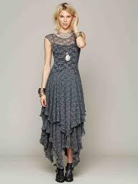 short bohemian prom dresses best dressed