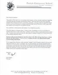 8 best images of elementary principal welcome back letter back
