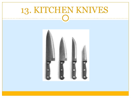list of kitchen knives cooking utensils list that every kitchen needs