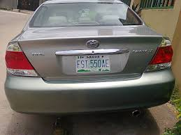 toyota camry 06 for sale clean registered toyota camry le 2006 model for sale now