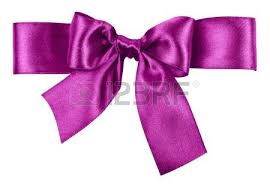 silk ribbon big bow made from silk ribbon stock photo picture and royalty