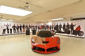 museum maranello s maranello museum welcomes laferrariluxuo luxuo