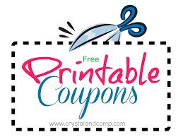 printable coupons print these