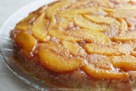 peach upside down cake recipe from fatfree vegan kitchen