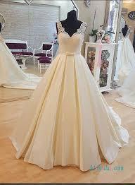 v neck wedding dresses v neck mermaid wedding gowns