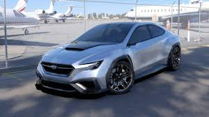 subaru concept cars subaru viziv performance concept unveiled at the tokyo motor show