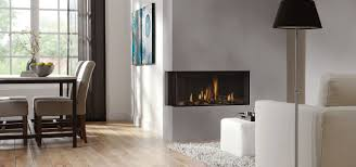 bidore 140 by element4 modern corner fireplace direct vent gas