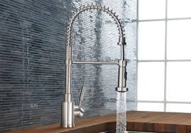 professional kitchen faucet blanco 441754 1 5 gpm meridian semi professional kitchen fau