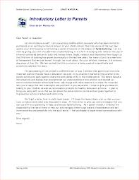 letter to parents template from teachers 28 images parent