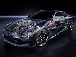 lexus performance company stunning hybrid future of lexus business insider