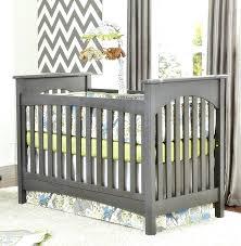 baby crib gray u2013 carum