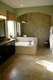 Master Bathroom Floor Plans With Walk In Shower by Beautiful Master Bath Walk In Shower With Tile Galore David