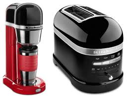Red Kitchenaid Toasters Kitchen Aid Toaster Black Affordable Modern Home Decor Best