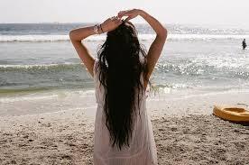 black hair for the beach long black beach hair long hairstyles how to