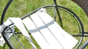 Broken Rocking Chair How To Repair A Broken Chair Seat Youtube