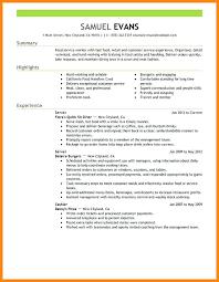 resume server sample u2013 topshoppingnetwork com