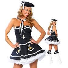 Navy Halloween Costume Sailor Costumes Women Sailor Halloween