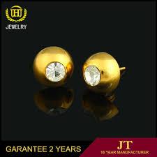 3 gram gold earrings jh jewelry 3 gram gold beautiful designed earrings for buy