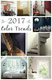 benjamin moore 2017 color trends and color of the year benjamin