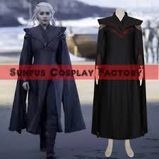 Game Thrones Halloween Costumes Daenerys Game Thrones Season 7 Costume Daenerys Targaryen Dress