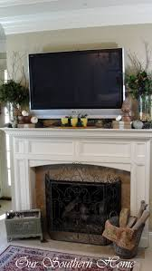 best 25 tv above mantle ideas on tv above fireplace tv with fireplace and living room decor with tv