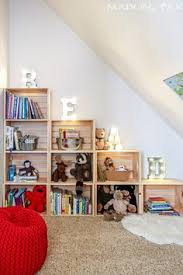 Crates For Bookshelves - diy crate bookcase the one stop diy shop pinterest crate