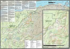 Columbia River Map Hood River Oregon Mountain Biking Map U0026 Guide Adventure Maps