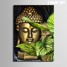 Buddha Statues Home Decor by Online Get Cheap Buddha Home Painting Aliexpress Com Alibaba Group