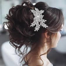 hair broach apurva pearls pearl silver plated hair brooch jewelmaze