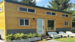 Modern Tiny Home by Luxury Modern Tiny House With High End Finish Interior Small