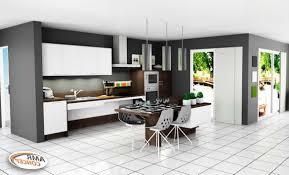 hauteur fenetre cuisine best cuisine en l avec ilot et fenetre ideas matkin info