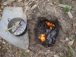 Dakota Firepit How To Make A Smokeless With A Dakota Pit Prepping Survival