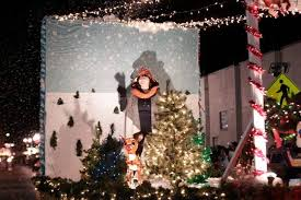 o fallon christmas lights o fallon il city council mayor herb roach column news information