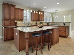 Kitchen Cabinet Recessed Lighting Kitchen White Ceiling With Recessed Lighting Also Concrete