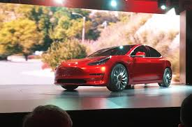 When Are New Car Models Released Tesla U0027s Model 3 The Competition For Elon Musk U0027s New Electric Car