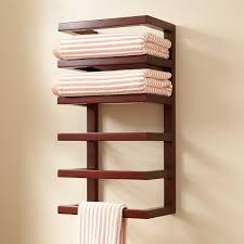 bathroom small towel bar with bathroom towel racks shelves