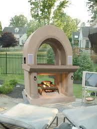 indoor outdoor fireplace indoor outdoor fireplace in cute covered