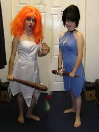 Wilma Halloween Costume Homemade Barney Betty Rubble Costumes Google