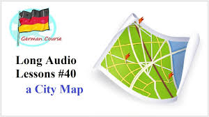 Germany City Map by How To Buy A City Map In Germany German Course Youtube
