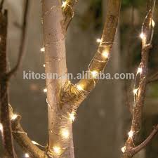 small led lights for decoration utra thin battery operated micro mini led battery copper wire