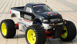 monster truck 2wd 1 5 scale gas powered rc car