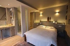 amenagement chambre parentale avec salle bain 30 frais deco chambre parentale moderne photos plante interieur