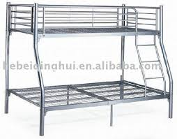 Bunk Beds Metal Frame Metal Frame Bunk Bed Sanblasferry
