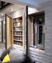 Bookcase In Wall 29 Best In Wall Storage Ideas To Save Your Space Shelterness
