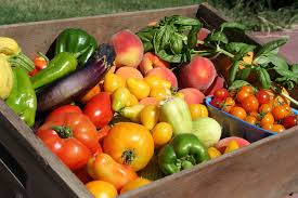 organic fruit basket mike s organic delivery offers local without the leg work farm fresh