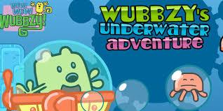 play wow wow wubbzy wubbzy u0027s underwater adventure