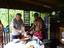 cours de cuisine tours cours de cuisine avec sam picture of moorea maori tours