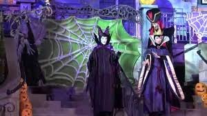disneyland halloween tickets 4k mickey u0027s halloween party villains farewell 2015 disneyland